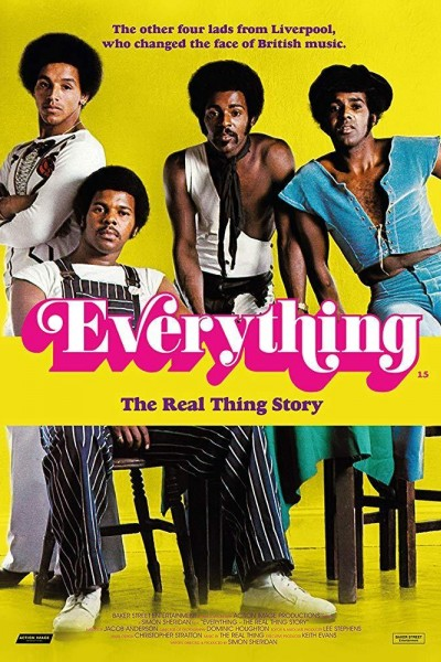 Caratula, cartel, poster o portada de Everything - The Real Thing Story