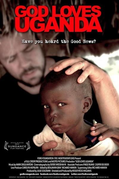 Caratula, cartel, poster o portada de God Loves Uganda