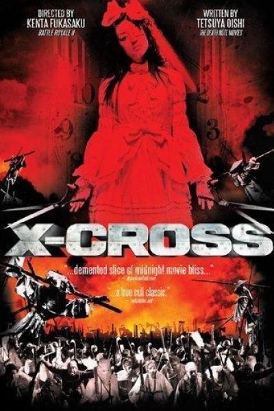 Caratula, cartel, poster o portada de X-Cross