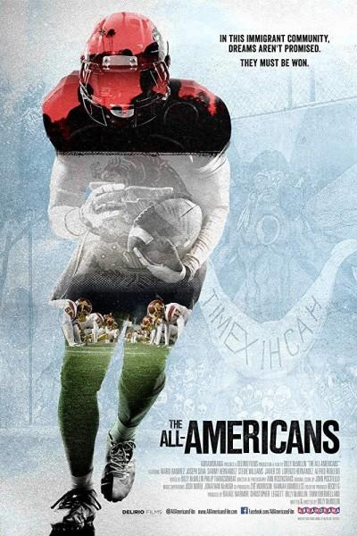 Caratula, cartel, poster o portada de The All-Americans