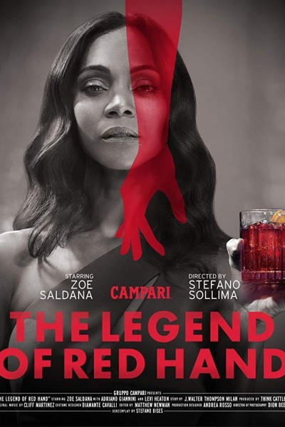 Caratula, cartel, poster o portada de The Legend of Red Hand