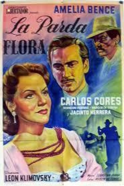 Caratula, cartel, poster o portada de La parda Flora