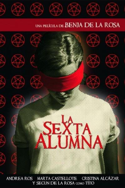 Caratula, cartel, poster o portada de La sexta alumna