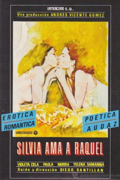 Caratula, cartel, poster o portada de Silvia ama a Raquel