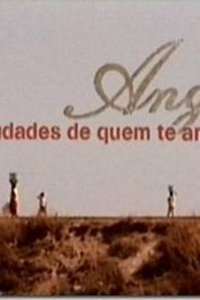 Caratula, cartel, poster o portada de Angola: nostalgia de quien te quiere