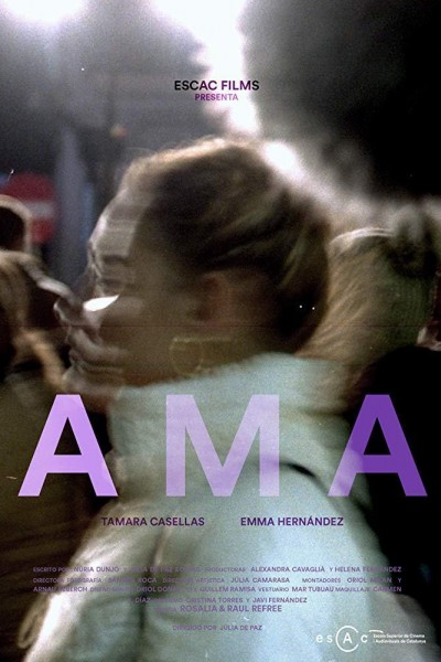 Caratula, cartel, poster o portada de Ama
