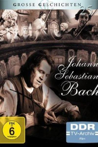 Caratula, cartel, poster o portada de Johann Sebastian Bach