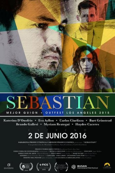 Caratula, cartel, poster o portada de Sebastián