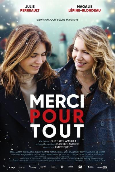 Caratula, cartel, poster o portada de Merci Pour Tout