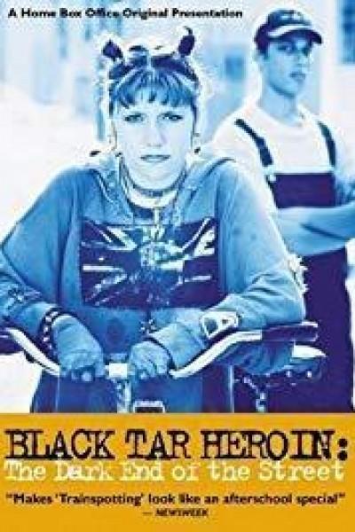Caratula, cartel, poster o portada de Black Tar Heroin: The Dark End of the Street