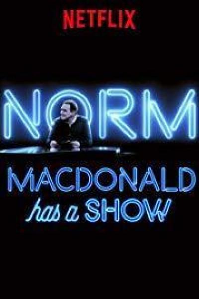Caratula, cartel, poster o portada de Norm Macdonald Has a Show (Ep)