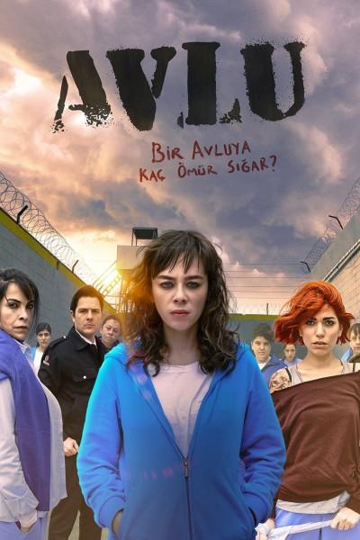 Caratula, cartel, poster o portada de Avlu: el patio