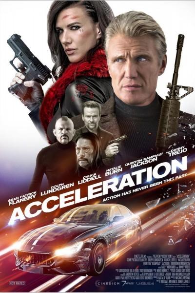 Caratula, cartel, poster o portada de Acceleration
