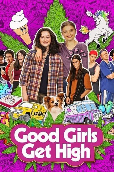 Caratula, cartel, poster o portada de Good Girls Get High
