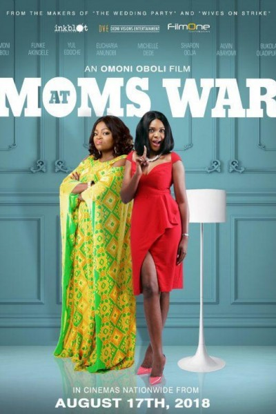 Caratula, cartel, poster o portada de Moms at War