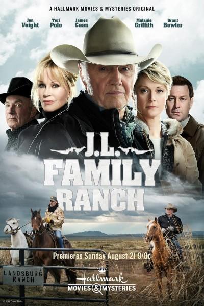 Caratula, cartel, poster o portada de JL Ranch