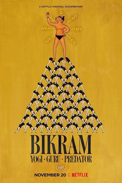 Caratula, cartel, poster o portada de Bikram: Yogui, gurú, depredador