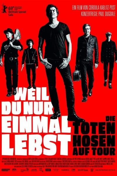 Caratula, cartel, poster o portada de Die Toten Hosen - You Only Live Once
