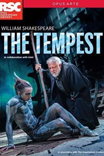 Caratula, cartel, poster o portada de Royal Shakespeare Company: The Tempest