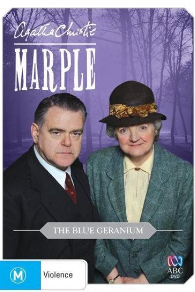 Caratula, cartel, poster o portada de Miss Marple: El geranio azul