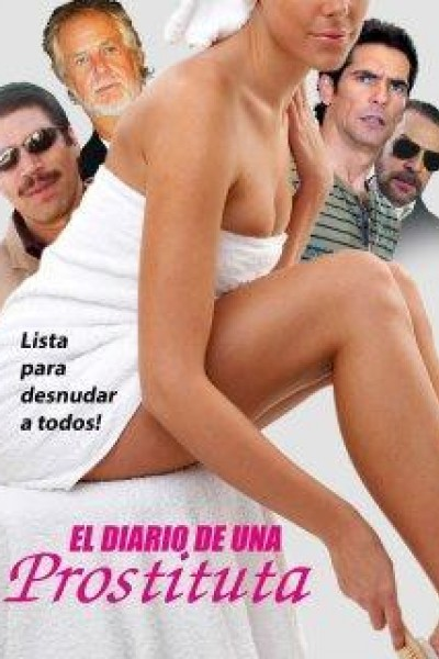 Caratula, cartel, poster o portada de El diario de una prostituta