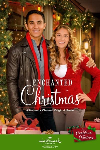 Caratula, cartel, poster o portada de Enchanted Christmas