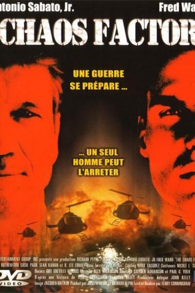Caratula, cartel, poster o portada de Factor caos
