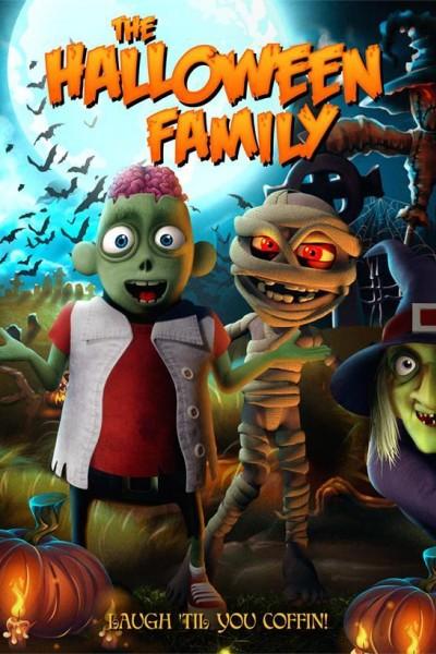 Caratula, cartel, poster o portada de The Halloween Family