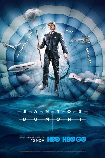 Caratula, cartel, poster o portada de Santos Dumont