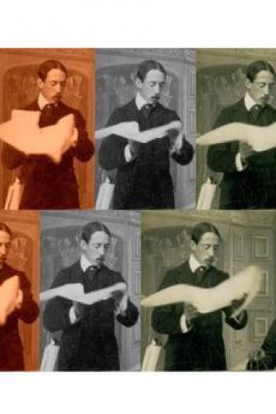 Caratula, cartel, poster o portada de Santos Dumont pré-cineasta?