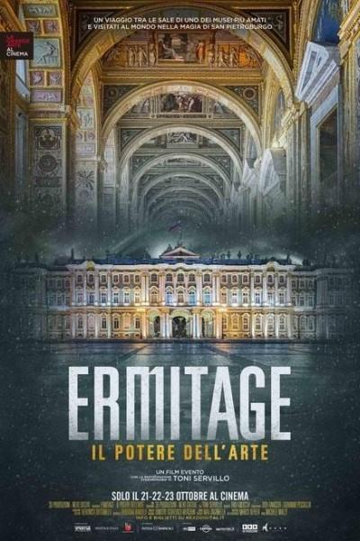 Caratula, cartel, poster o portada de Ermitage. Il potere dell\'arte