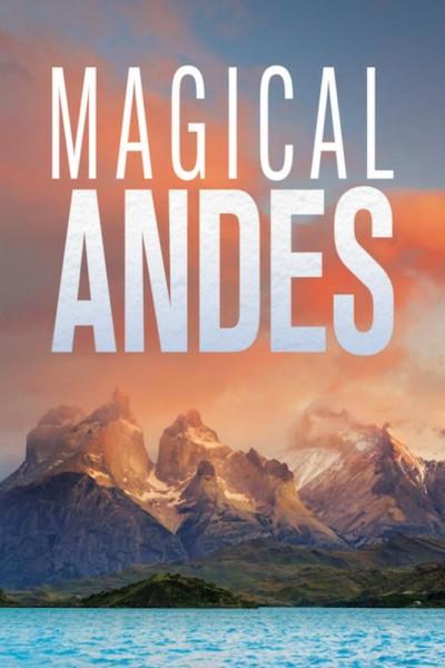 Caratula, cartel, poster o portada de Andes Mágicos