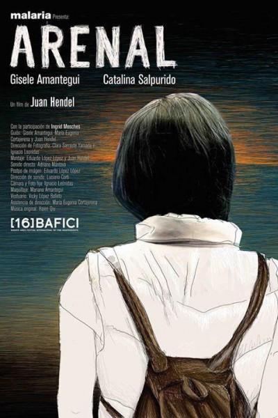 Caratula, cartel, poster o portada de Arenal
