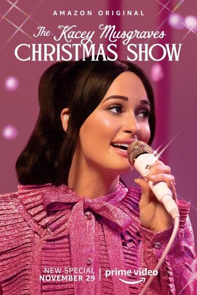 Caratula, cartel, poster o portada de The Kacey Musgraves Christmas Show