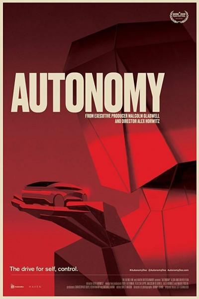 Caratula, cartel, poster o portada de Autonomy