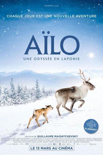 Caratula, cartel, poster o portada de Ailo\'s Journey
