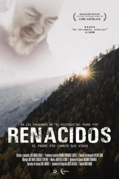 Caratula, cartel, poster o portada de Renacidos: El Padre Pío cambió sus vidas