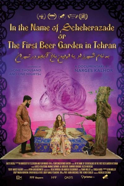 Caratula, cartel, poster o portada de In the Name of Scheherazade or the First Beergarden in Tehran