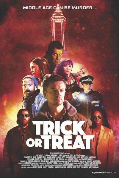 Caratula, cartel, poster o portada de Trick or Treat