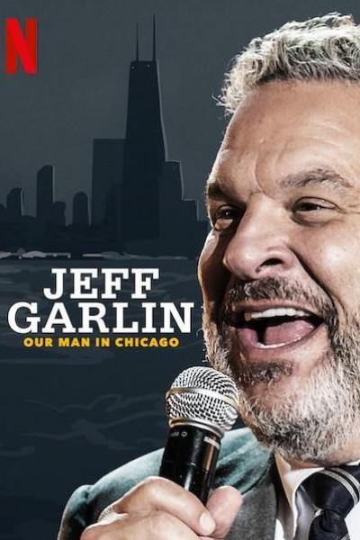 Caratula, cartel, poster o portada de Jeff Garlin: Our Man in Chicago