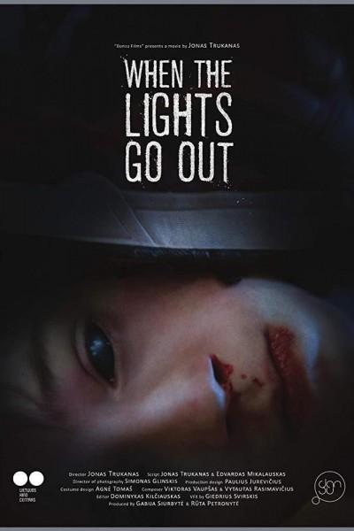 Caratula, cartel, poster o portada de When the Lights Go Out