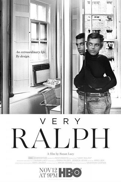 Caratula, cartel, poster o portada de Ralph Lauren: el hombre detrás de la marca