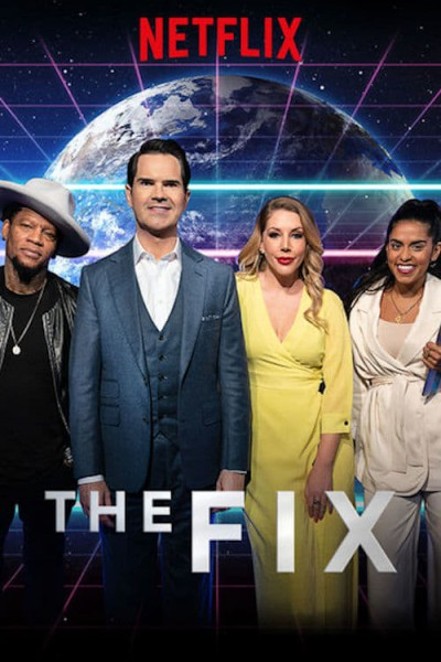 Caratula, cartel, poster o portada de The Fix
