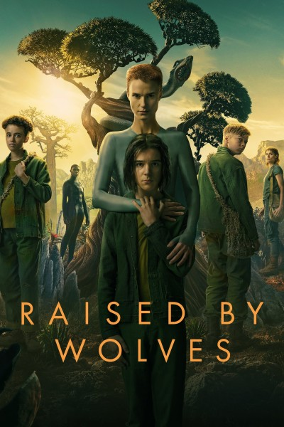 Caratula, cartel, poster o portada de Raised by Wolves