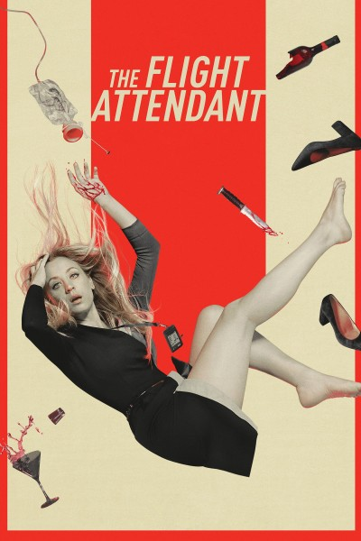Caratula, cartel, poster o portada de The Flight Attendant