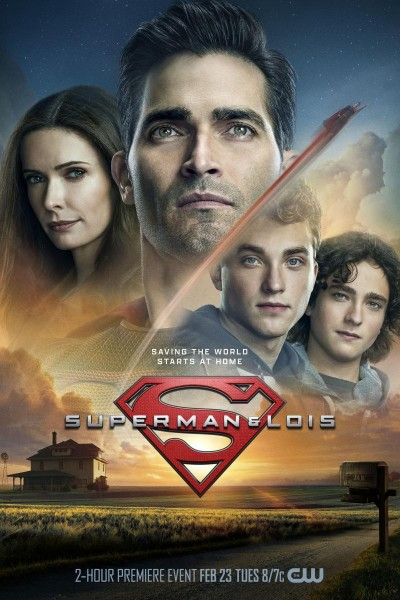 Caratula, cartel, poster o portada de Superman y Lois