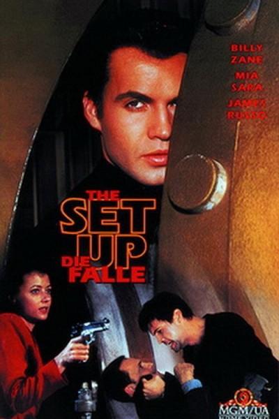 Caratula, cartel, poster o portada de The Set Up