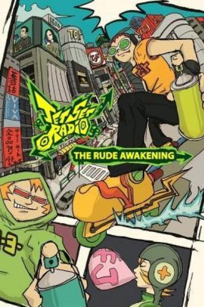 Caratula, cartel, poster o portada de Jet Set Radio: The Rude Awakening