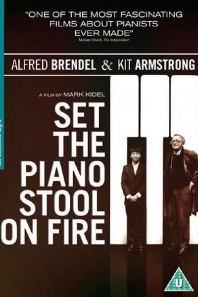Caratula, cartel, poster o portada de Set the Piano Stool on Fire