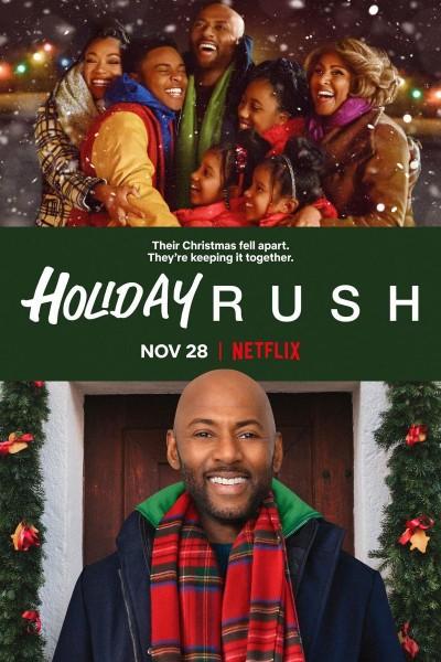 Caratula, cartel, poster o portada de Navidad, loca Navidad
